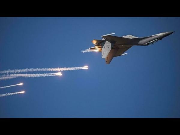 Intrusion record d'avions militaires chinois dans le ciel de Taïwan FRANCE 24