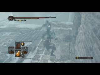Dark Souls II_ Crown of the Ivory King [Серия 1] Снежный замок боли