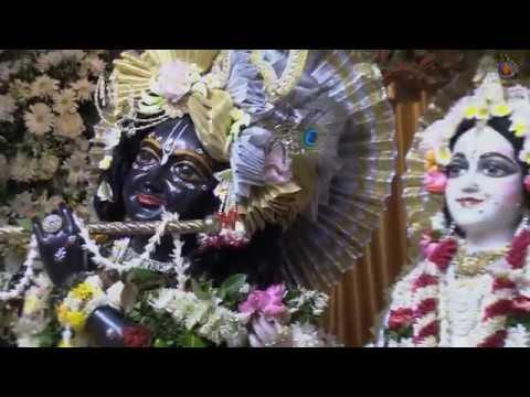 Sri Sri Radha Madhava Rasa Purnima Outfits Darshan in 2019 in Mayapur.