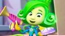 Das Beste von Verda Die Fixies - Zeichentrickfilme für Kinder
