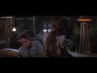 Jeanne Tripplehorn Nude - Basic Instinct (1992) + slomo Watch Online / Джинн Трипплхорн - Основной инстинкт