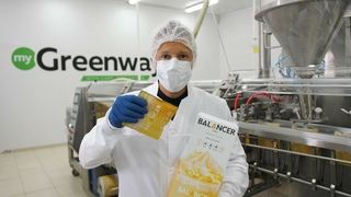 Экскурсия на производство коктейлей Balancer от Greenway
