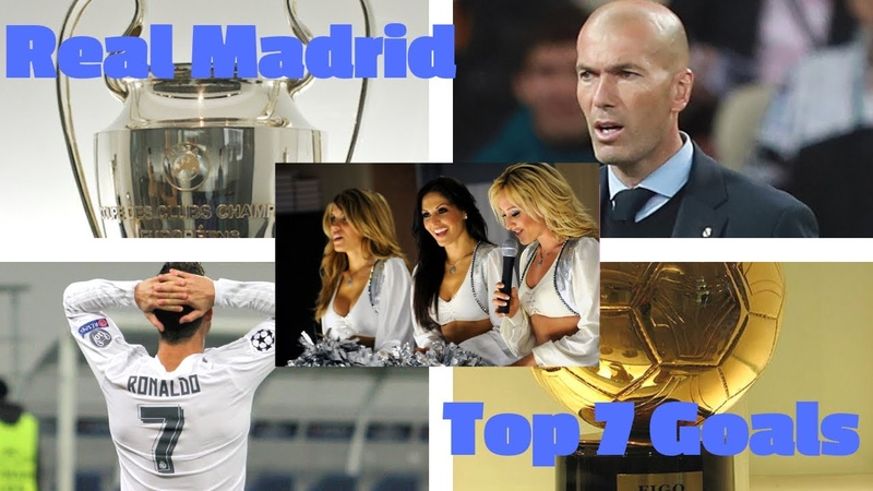 Real Madrid - Top 7 Goals that made History