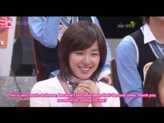 [Eng Subs] Star Golden Bell EP 177 Yuri, Yoona, Tiffany, SooYoung