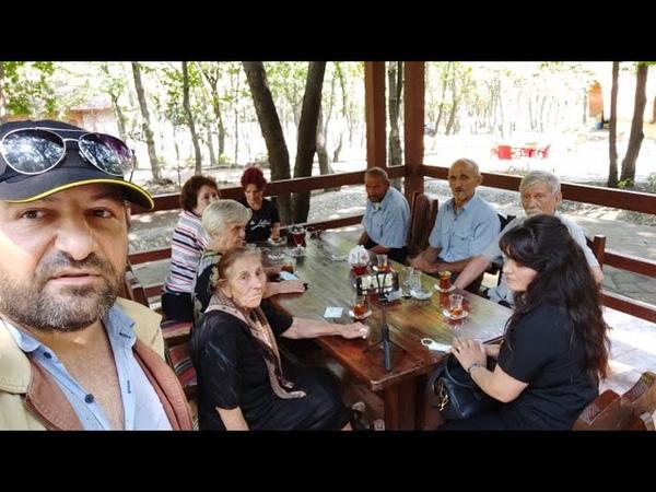 Jurnalist Fuad Abbasov Tovuzda rayonda yaşayan erməni ilə anlamlı görüşü oldu -EKSKLÜZİV