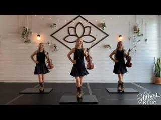 Hillary Klug  - Swallowtail Jig - Celtic Irish Fiddle Dance
