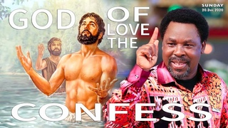 🕛ANOINTED🔥Prayer:🛐CONFESS the  LOVE of GOD in YOUR LIFE !!!💝 🏜 Fan Emmanuel TV 📺 (20-Dec-2020)