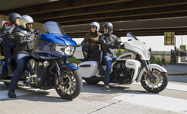 Анонсированы мотоциклы Indian Roadmaster Limited / Vintage Dark Horse 2021