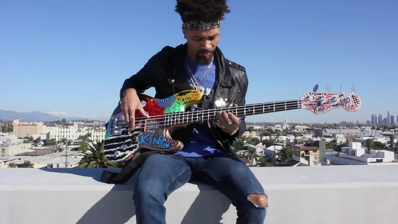 Super Bowl Commercial - Lady Gagas Bassist Jonny Goood
