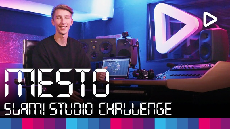 Mesto creates a track in 1 hour | SLAM! Studio Challenge
