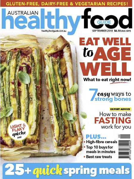Healthy Food Guide 09.2018
