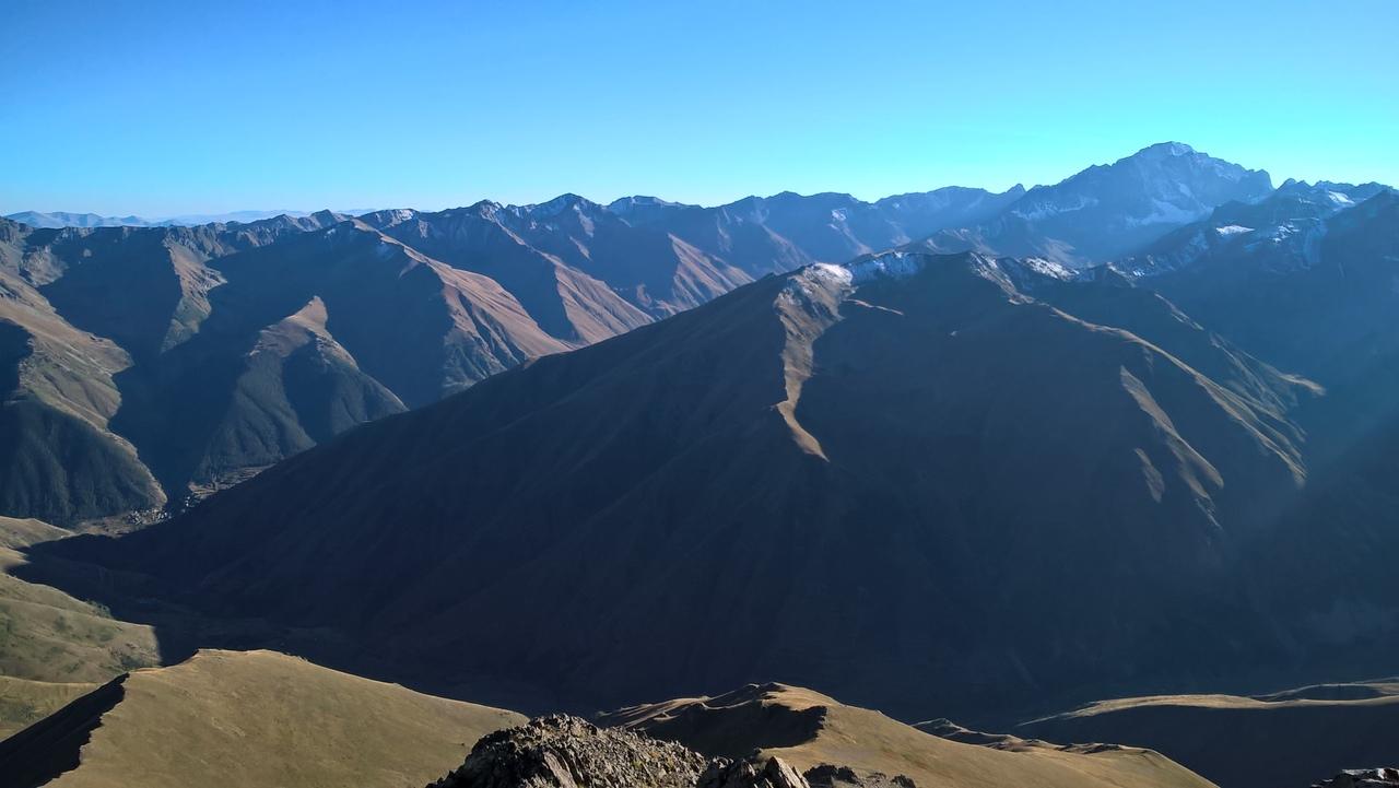 Горы провинции Артвин