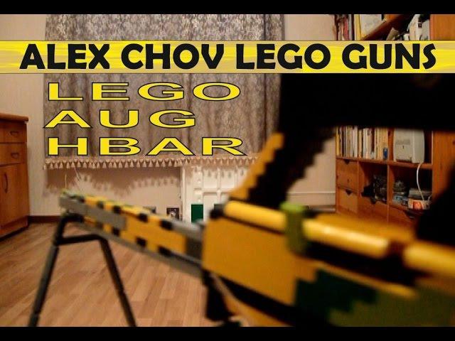 LEGO STEYR AUG HBAR LMG WORKING смотреть онлайн без регистрации
