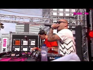 The Partysquad live @SLAM!Koningsdag 2014