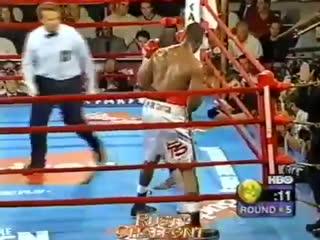 Michael Grant vs Lou Savarese - HBO Boxing After Dark June 19, 1999