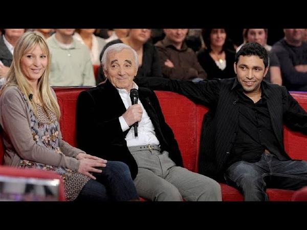 Charles Aznavour sa fille Katia est mariée au cousin d'un célèbre chanteur