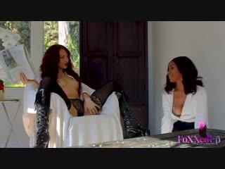 Foxxed up - young mistress sabina rouge part.1
