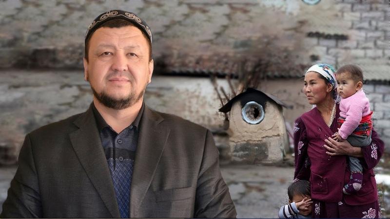 Бишкектік жәннәтті әйел Устаз Абдугаппар Сманов