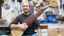 A new instrument 13 String Lute Kopuz English