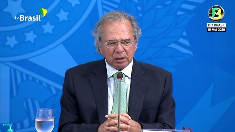 AO VIVO! Paulo Guedes faz desabafo sobre o Congresso, fala de Bolsonaro e balanço dos 500 dias