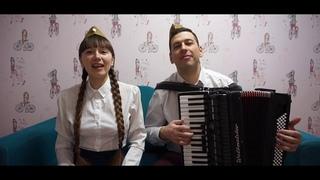 Юность в сапогах - из к/ф Солдаты (Cover на скрипке и аккордеоне) Violine/Accordion