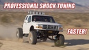 FINE TUNING the F150 Prerunner to Handle the ROUGHEST Terrain