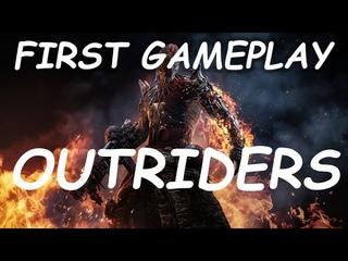 Outriders 2021 first 5 Minutes of Gameplay With Every Class