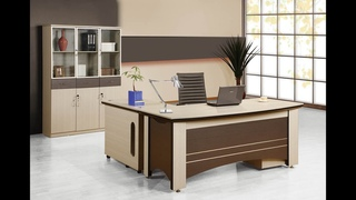 Top 50 modern wooden office tables designs for 2020
