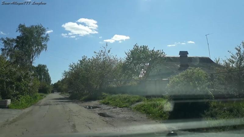Россия Курск Дома в частном секторе на окраине города
