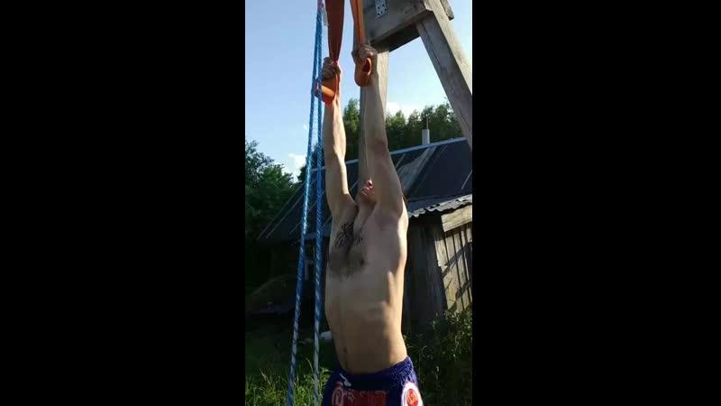 CrossFit в Волчьем логове part 6