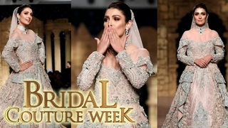 Bridal Couture Week | Part 5 | Fashion & Style | Textile Industry in Pakistan | Ramp Walk