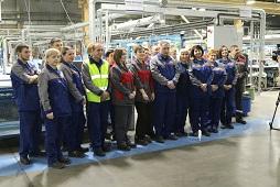 В Сенцово открыт завод по производству уплотнителей