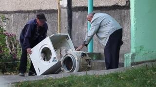 Как разобрать стиральную машину, мастер класс😂