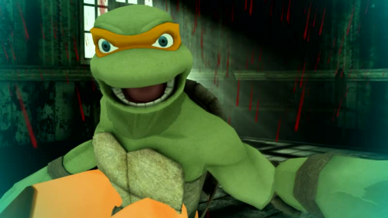MMD TMNT Mikey Worst In Me Remake DL