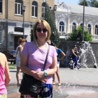 Фотография страницы Галины Красильниковой ВКонтакте