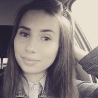 Фотография страницы Оксаны Плутцевой ВКонтакте