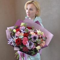 Вита Качурова фото со страницы ВКонтакте