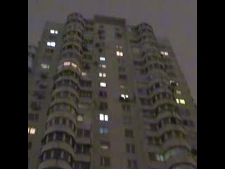 В Люблине погибла девушка, спускаясь с 17-го этажа по простыням