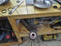 Замена спицы на шоссейном колесе campagnolo zonda