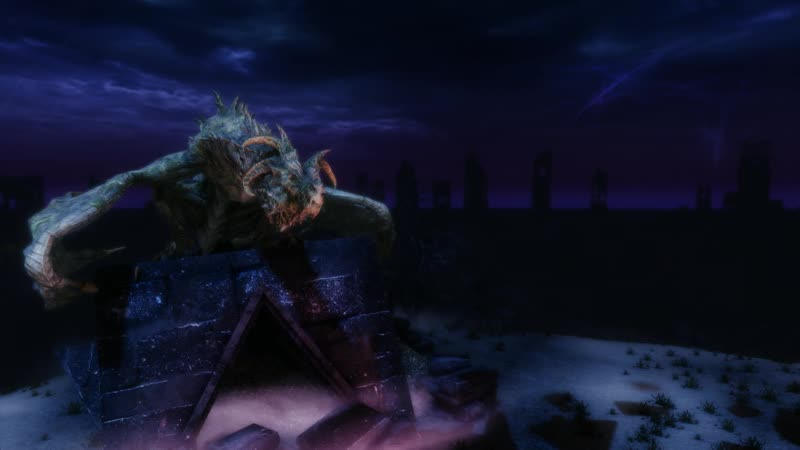 TES V Skyrim SE-Soul Cairn-Durnehviir