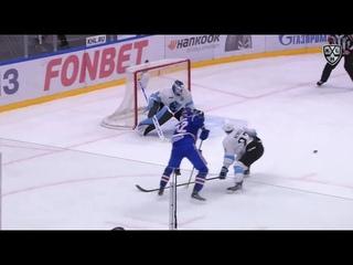 KHL Top 10 Goals for Round 1 of 2021 Playoffs