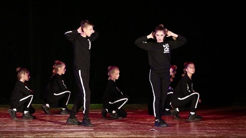 City Dance Тeens Уличный танец