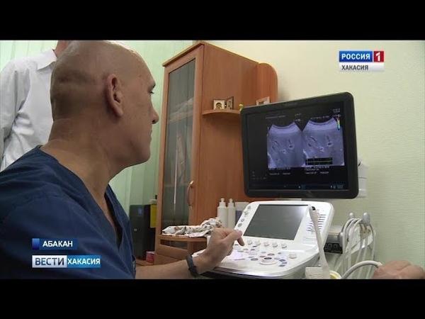 Новый ультразвуковой аппарат появился в республиканском онкологическом центре 21 08 2019