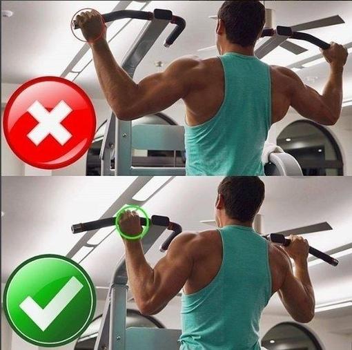 Выпoлняйте упражнения правильнo