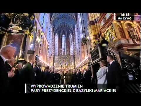Pogrzeb Pary Prezydenckiej (Kraków 18-04-2010)