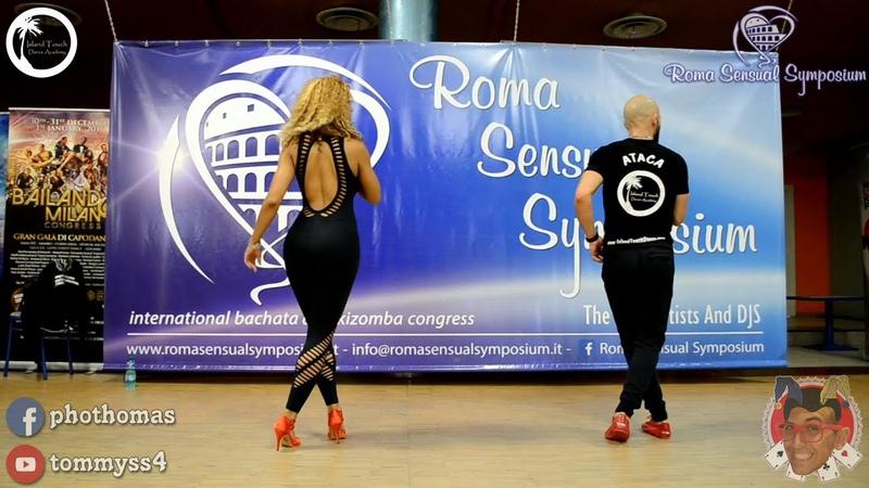 Ataca y La Alemana Solo Quise Quererte @ Roma Sensual Symposium 2016
