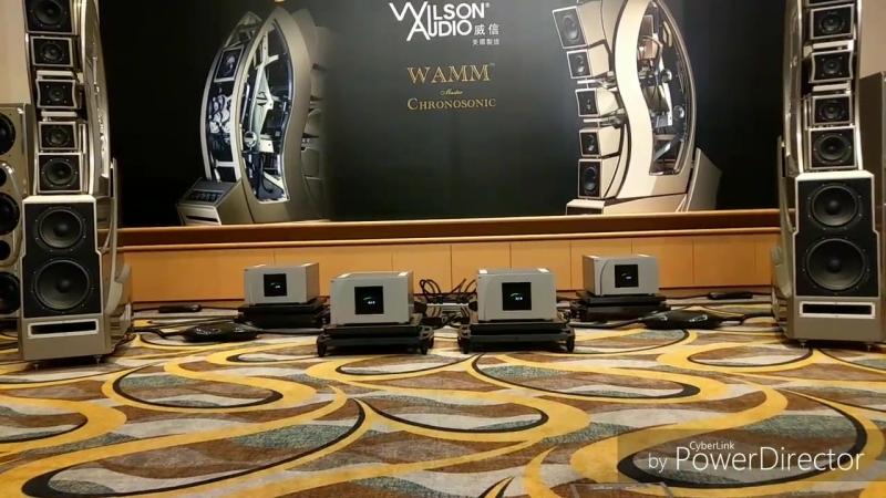 Wilson Audio WAMM Master Chronosonic