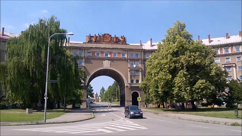Exkurze Ostrava 1 Poruba