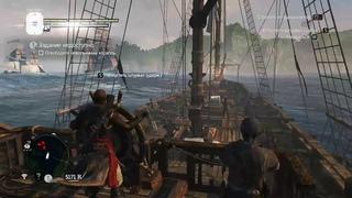 2 серия. Assassin's Creed IV: Black Flag. DLC «Крик Свободы». Порт-о-Пренс. Корабль для капитана