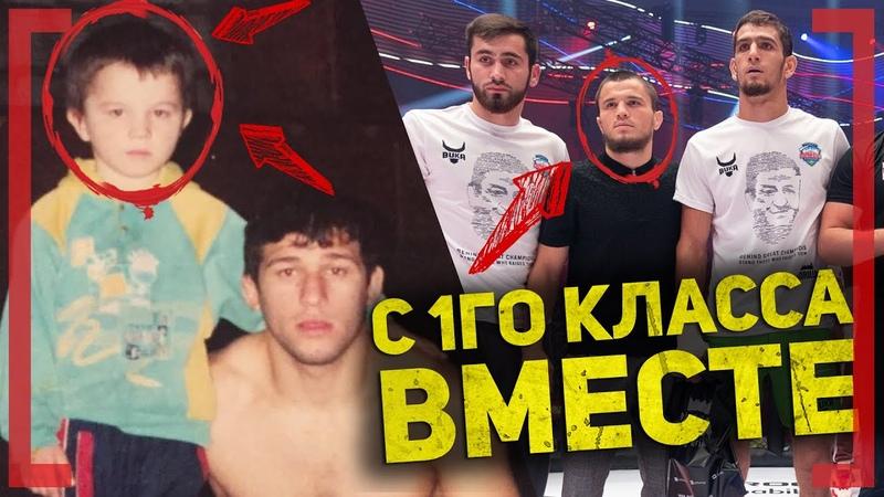 С ПЕРВОГО КЛАССА ВМЕСТЕ с УМАРОМ НУРМАГОМЕДОВЫМ - Шахбан Алхасов - Еще одна победа на GFC